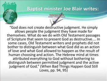 Homosexuality and God's Judgment II