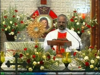 Tamil sermon preached on 03-06-2014