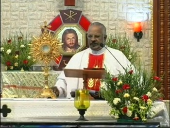 Tamil sermon preached on 05-06-2014