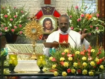 Tamil sermon preached on 07-06-2014