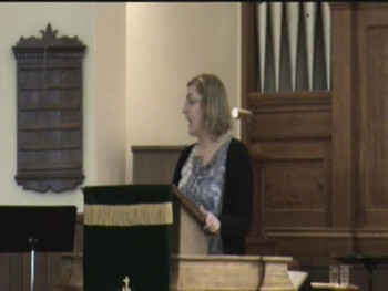 I Am the Vine, You Are the Branches, by Rev. Thyra VanKeeken