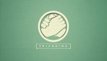 One Friend Away