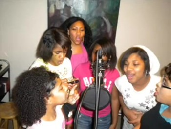 YOUNG FEMALE GOSPEL RAPPERS