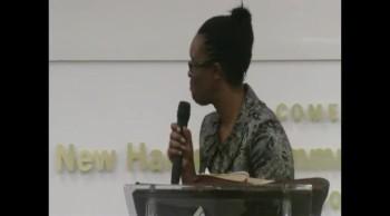 Pastor Davis Lawrence