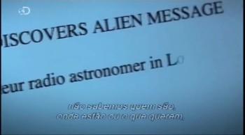 A Mensagem Alienígena | Parte 1