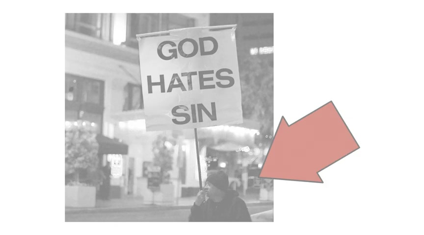 Hate the Sin, Love the Sinner?