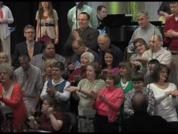 New Hope Church Disability Awareness Sunday 3-30-14