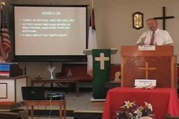 The Gospel of John: Part 3
