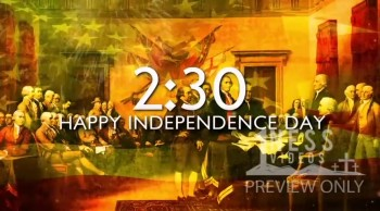 Independence Day Church Countdown Video - Oneness Videos