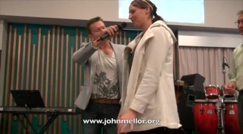 Painful adenomyosis endometriosis healing - John Mellor Healing Ministry