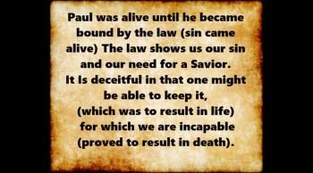 Daily Verse - Romans 7_ 9-11