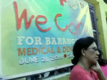 We CARE for Barangay Libis, Q.C.