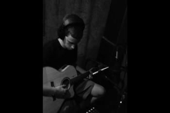 "Josh Walters singing ""Esther"" (Esterlyn)"