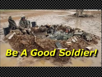 Be A Good Soldier - Randy Winemiller