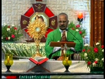 Tamil sermon preached on 02-07-2014