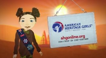 American Heritage Girls LAUNCH