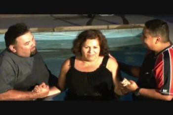 Baptism.Familia Delgadillo