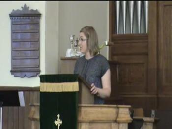 I Will Meditate on Your Wonderful Works, by Rev. Thyra VanKeeken