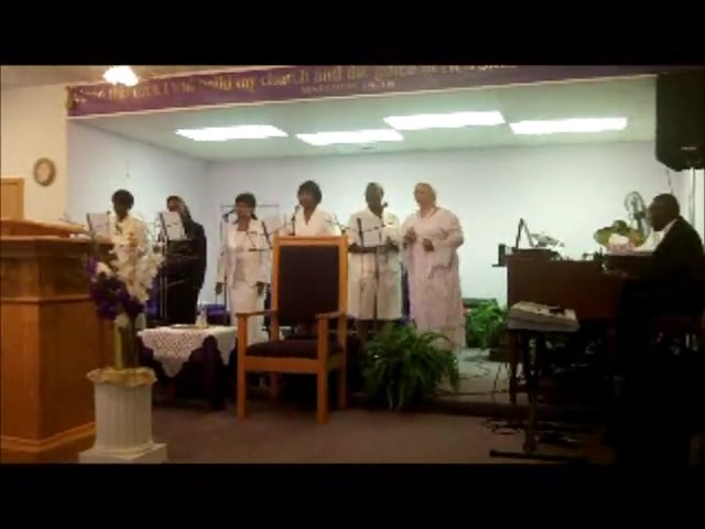 Evangel Temple Choir