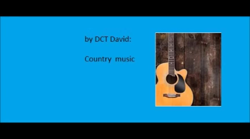 Dct david Country  music 1