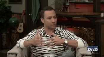My Life As A Dad - Backstreet Boys Howie Dorough - On Bullying & His Future Plans