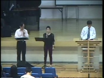 Kei To Mongkok Church Sunday Service 2014.07.06 Part 1/4