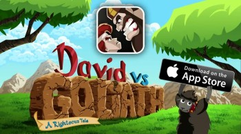 David vs. Goliath App - OFFICIAL TRAILER