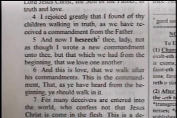BFTBC – 1 John 5:21–2 John 1:6  – Sunday Bible Study  – Pastor D. A. Waite