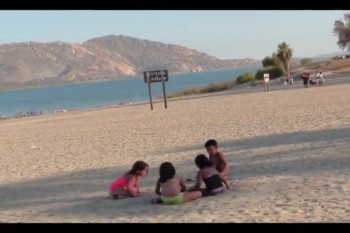 Lake Perris.Photos