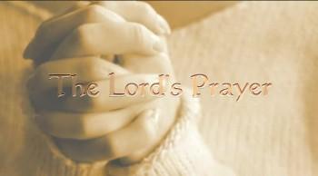 The Lords Prayer~Andrea Bocelli