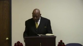 Pastor Bernard Caston Sr – Good News Ministries of Sacramento, CA -The Christian Service of Love-Pt 1-91513