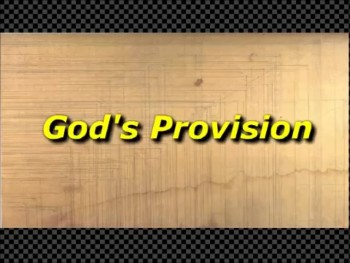 God's Provision - Randy Winemiller