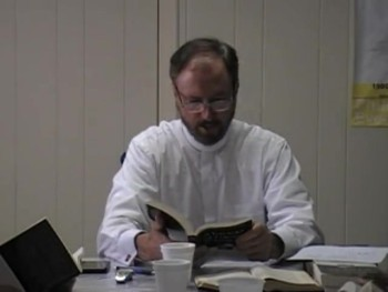 """Humanism and the Nature of Man,"" Rev. R. Scott MacLaren Reformed Study Group"