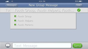 Texting Youth in Your Ministry