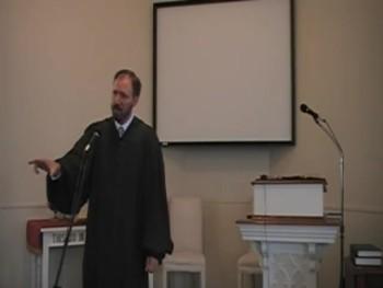 First Presbyterian Church OPC Perkasie PA Worship Svc., 7/27/2014
