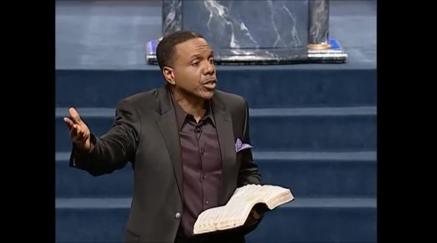 Creflo Dollar - Settled in Christ 1