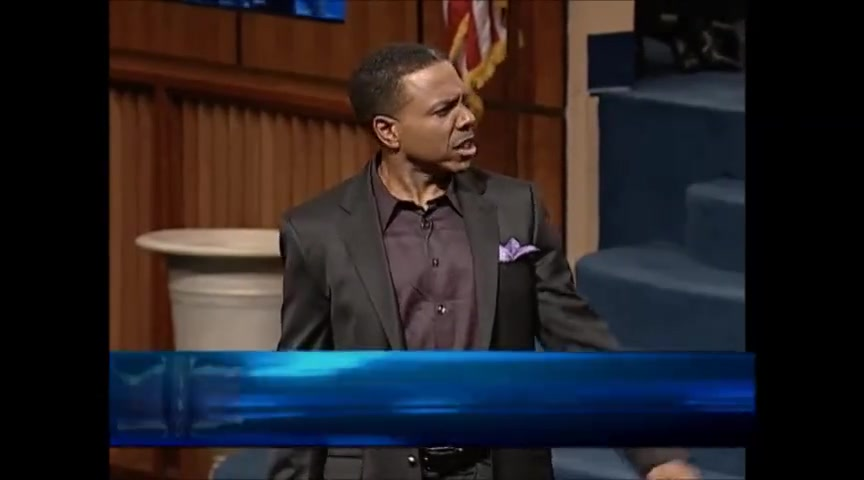 Creflo Dollar - Settled in Christ 4