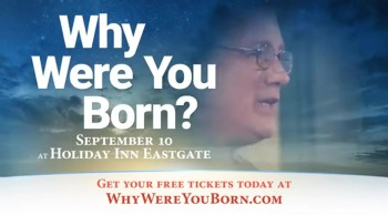 Why Were You Born? What is Your Purpose in Life?