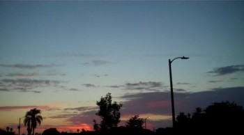 Sun Rise, Sunset