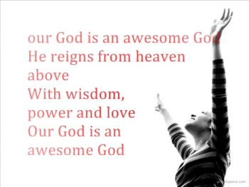 Awesome God Hilsong United