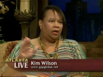Kim Wilson discusses the Loretta Johnson Global Abstinence Project