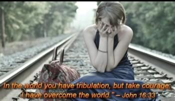 John 14:27 & 16:33 (NAS) song