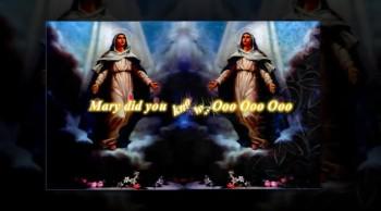Mary Did You Know Visual Lyrics