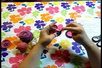 Crochet Tea Cup Pattern Part 2