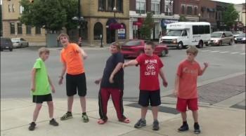 "2014 VBS: ""Shake"""