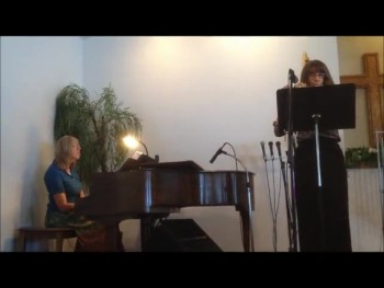 Piccolo, Piano and Prophet -- Great is Thy Faithfulness