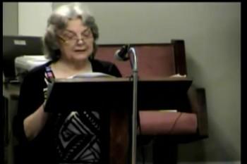 "DBS  – ""Dean Burgon Society 2013 Ladies' Meeting"" -- Yvonne S. Waite"