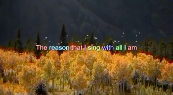 With all I am -Visual Lyrics