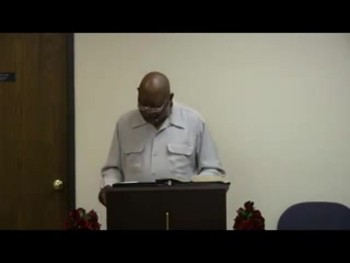The Mind Of The Christian - Part 2 - 0692013-Pastor Bernard Caston Sr-Good News Ministries