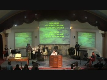 Trinity Church Worship 8-10-14 PART-2